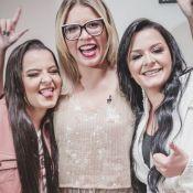 Maiara e Maraisa ensaiam com Marília Mendonça para live: 'Patroas'. Vídeo!