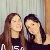 Rodrigo Faro e Vera Viel organizam festa intimista para filhas Clara e Maria