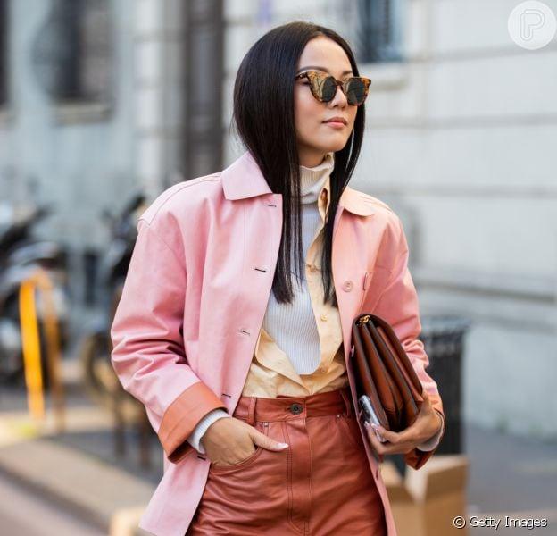 A sobreposição é o jeito mais fashion de usar a gola alta. Confira as dicas!