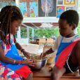 Giovanna Ewbank afirmou que a sintonia dos filhos aumentou nessa quarentena