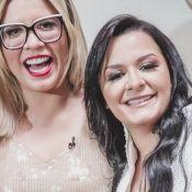 Maraisa exibe look de treino e ganha conselho de Marília Mendonça: 'Uma cerveja'