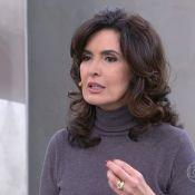 Fátima Bernardes relembra enjoos na gravidez dos trigêmeos: 'Foi muito difícil'