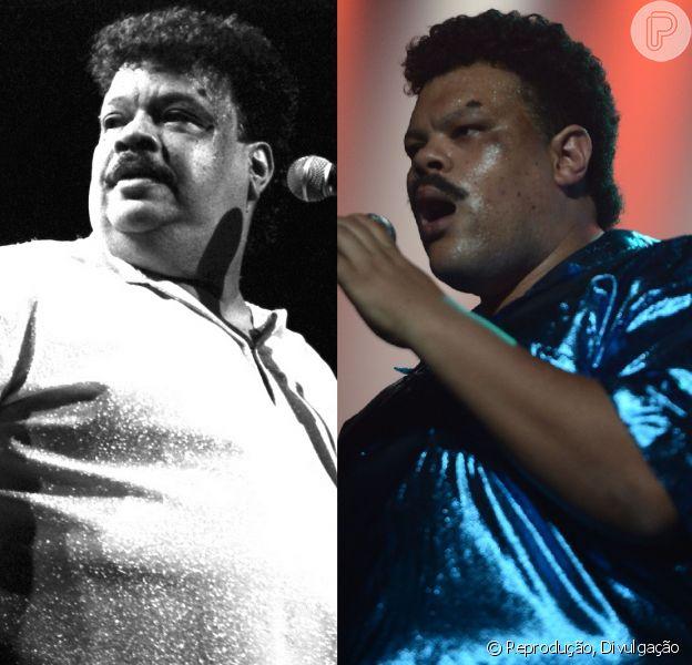 Babu Santana estreou nesta semana como um dos ícones da música brasileira nos cinemas no filme 'Tim Maia', de Mauro Lima