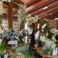 Veja decoração da casa de Marília Mendonça para casamento