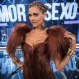 Atualmente, Fernanda Lima está no ar com o programa 'Amor e Sexo'