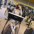 Romana Novais exibe foto de treino em academia