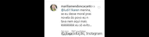Marília Mendonça responde fã sobre foto com legenda alterada