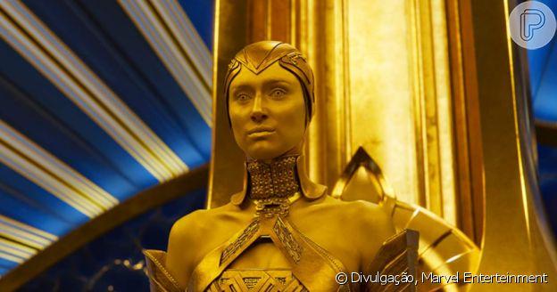 Elizabeth Debicki viveu a vilã de 'Guardiões da Galáxia 2'