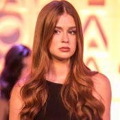 Marina Ruy Barbosa explica recusa para raspar cabelo na TV e dá fim em polêmica