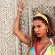 Anitta vibra participação: ' A vontade que dá é estocar um pouco de felicidade em um potinho pra usar depois se eu precisar'