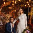 Lucas Lucco e Lorena Carvalho se casaram apenas com a presença dos pais: 'Sentimos muita falta das nossas avós, mas felizes de termos concretizado mais uma etapa da nossa vida'