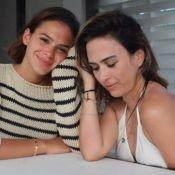 Bruna Marquezine aparece em foto com Tatá Werneck e encanta fãs no Instagram