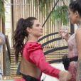 'A Fazenda 12': MC Mirella causa ao chamar Raissa Barbosa de amante: 'Amante do meu ex'