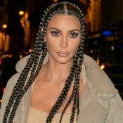 Tranças, rabo de cavalo e mais: penteados icônicos e polêmicos de Kim Kardashian