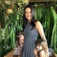 Kyra Gracie abre o jogo sobre gravidez do 3º filho