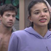 'A Fazenda 12': reality tem mais beijo de Mariano e Jakelyne e polêmica na web