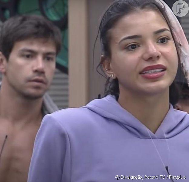 A edição de 'A Fazenda 12' deste sábado, 19 de setembro de 2020, mostrou mais um beijo entre Mariano e Jakelyne Oliveira