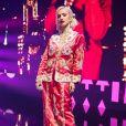 Manu Gavassi investe em look oriental no MTV MIAW