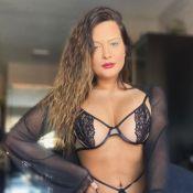 Geisy Arruda tem foto censurada no Instagram e reclama: 'Hipocrisia'. Veja!