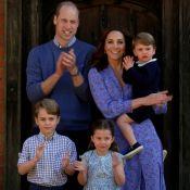 Filhos de Kate Middleton falam pela 1ª vez em vídeo e encantam: 'Fofura'