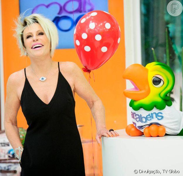 Ana Maria Braga abre as portas de casa para o 'Mais Você'