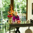 Ana Maria Braga grava 'Mais Você' em casa
