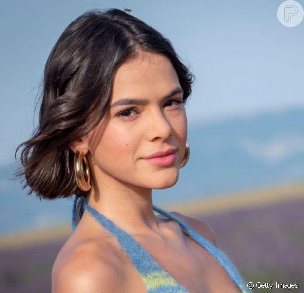 Bruna Marquezine conta que teve covid-19
