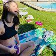Grávida de 7 meses, Nathalia Dill foi elogiada por famosas em foto