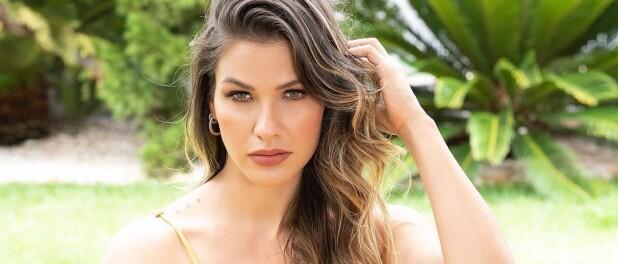 Andressa Suita reage à opinião sobre separação de Gusttavo Lima: 'Era minha intenção'