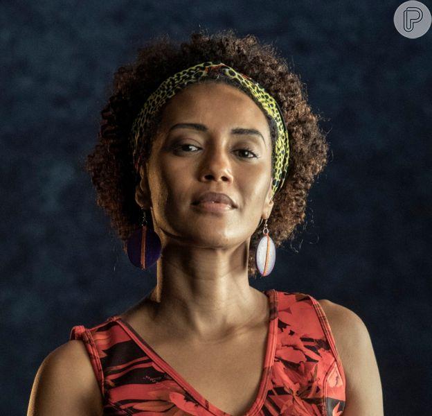 Taís Araújo será a vereadora Marielle Franco no especial 'Falas Negras'