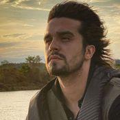 Emocionado, Luan Santana chora em live em prol do Pantanal. Veja vídeo!