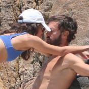 Namoro? Kayky Brito é fotografado em clima de romance com modelo em praia do Rio