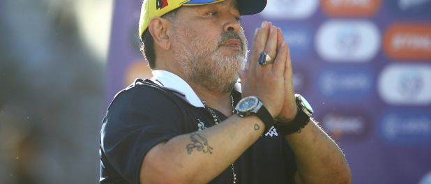 Luto no futebol! Diego Maradona morre, aos 60 anos, após parada cardiorrespiratória