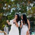 Simone apresenta projeto 'Debaixo do Meu Telhado' com a irmã e dupla, Simaria