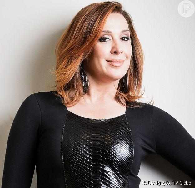 Claudia Raia quer ter 3º filho aos 53 anos
