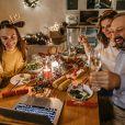 A ceia de Natal pode ficar mais completa com delícias disponíveis nas lojas dos shoppings da rede Multiplan