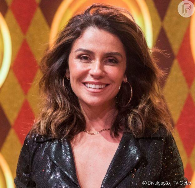 Giovanna Antonelli é afastada das gravações de novela após contrair o novo coronavírus