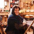 Nicette Bruno em foto da novela 'O Profeta' (2006), na qual foi a Cleide