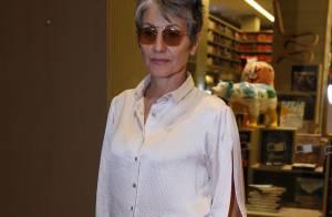 Cássia Kis Magro desiste da próxima novela das nove: 'Problemas pessoais'