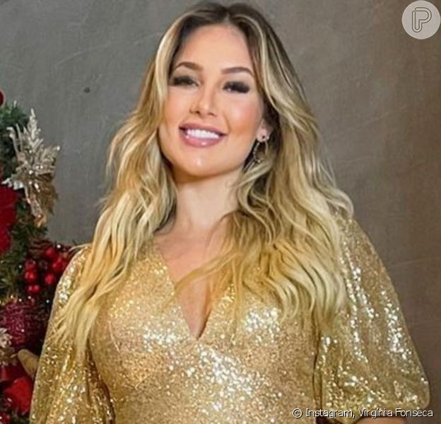 Confira fotos dos looks das famosas no Natal 2020
