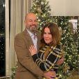 Zilu Camargo passou o Natal com o namorado, Antonio, na Flórida
