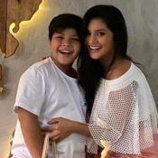 Mileide Mihaile apoia Thyane Dantas e reage a críticas por roupa de filho com Wesley Safadão