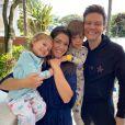 Thais Fersoza faz retrospectiva com seguidores com fotos da família