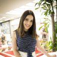 Sabrina Petraglia gravou à distância o fim de sua participação na novela 'Salve-se Quem Puder'