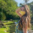Suzanna Freitas não descarta ser fitness: ' Pode ser que eu futuramente tenha vontade'