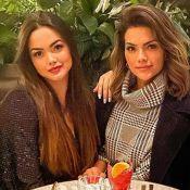 Suzanna Freitas critica pressão para ter corpo da mãe, Kelly Key: Não pretendo ser fitness'