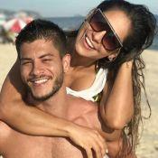 Arthur Aguiar lamenta Mayra Cardi com Covid e reforça querer reatar com ex: 'Amo muito'
