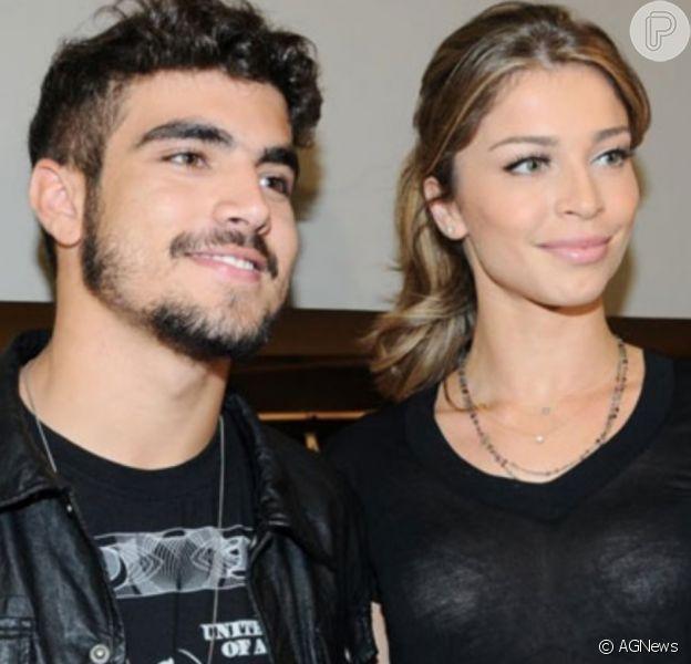 Grazi Massafera apaga fotos com Caio Castro