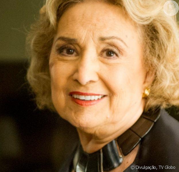 Aos 87 anos, Eva Wilma segue internada e está com quadro de líquido no pulmão