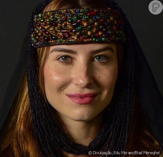 Bárbara França será Rebeca na novela 'Gênesis'